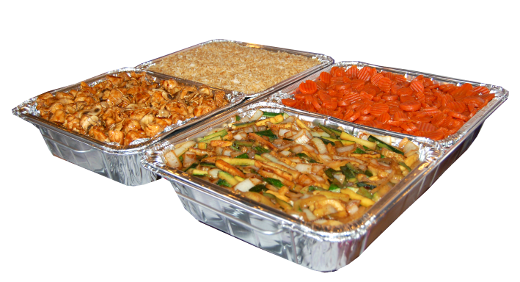 We Offer Catering!